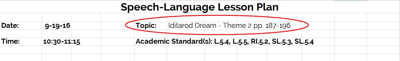 I Don't Do Lesson Plans - I'm Not a Teacher! | SLP Toolkit